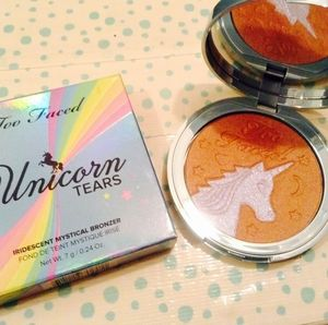 Too Faced Unicorn Tears Mystical Bronzer